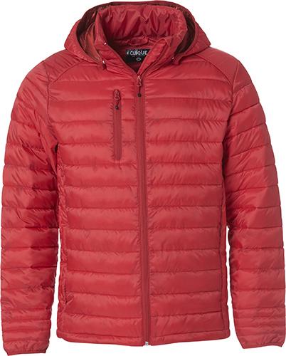020976 Clique Hudson jas rood