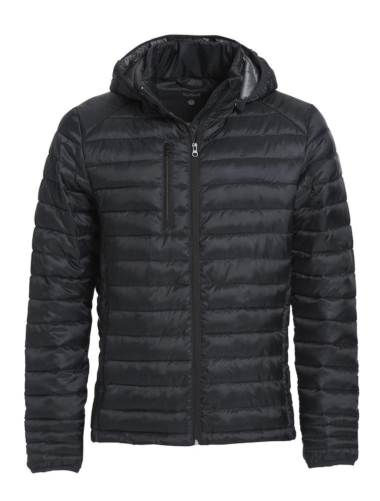 020976 Clique Hudson jas zwart