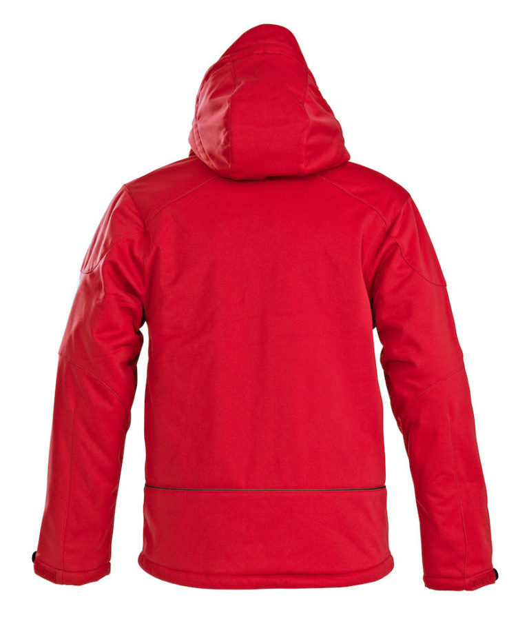 2261035 Padded Softshell SKELETON 400-rood