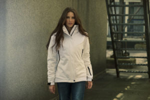 2261041 Padded Softshell SKELETON LADY