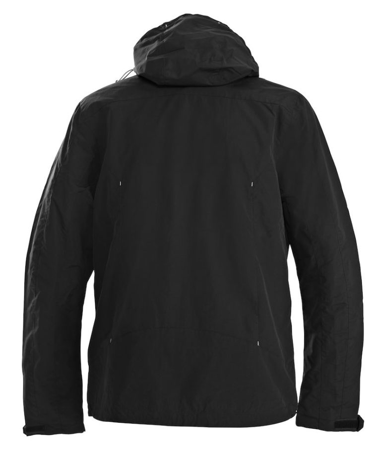 2261042 Hardshell FLAT TRACK 900 zwart