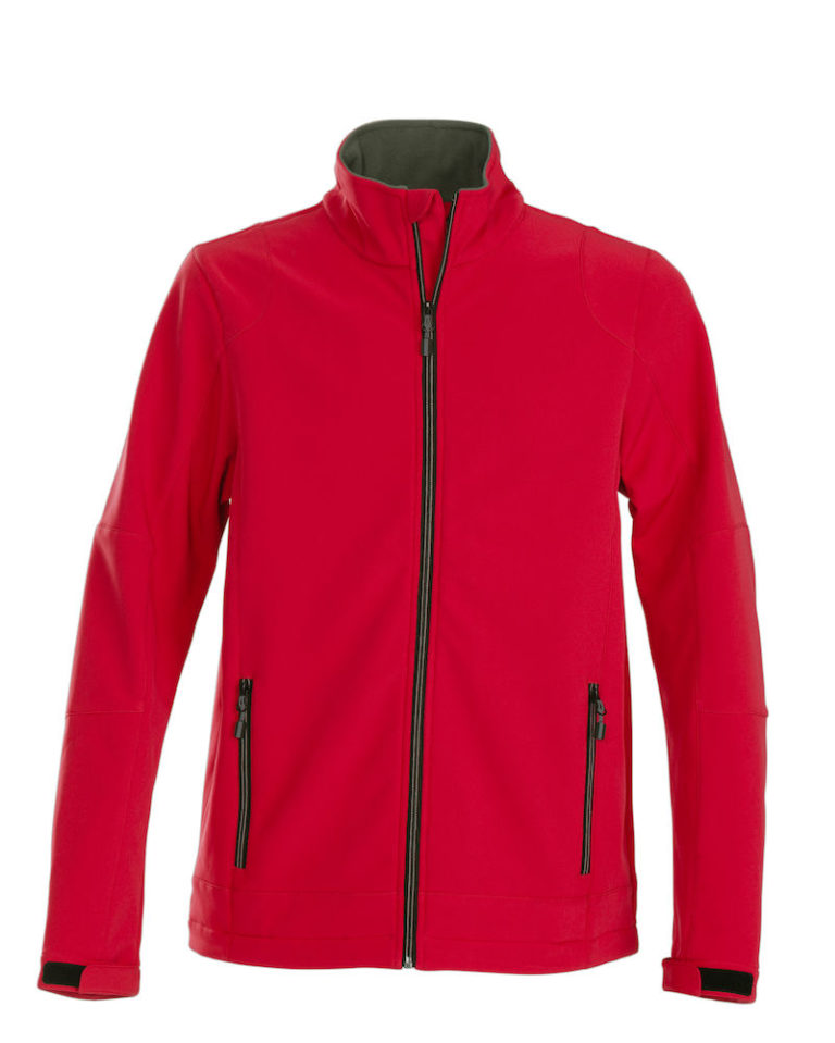 2261044 Softshell TRIAL 400 Rood
