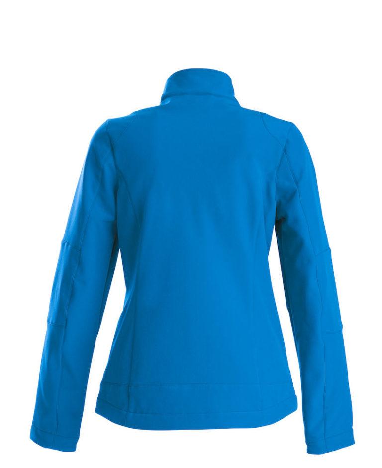 2261045 Softshell TRIAL LADY 632 Oceaanblauw