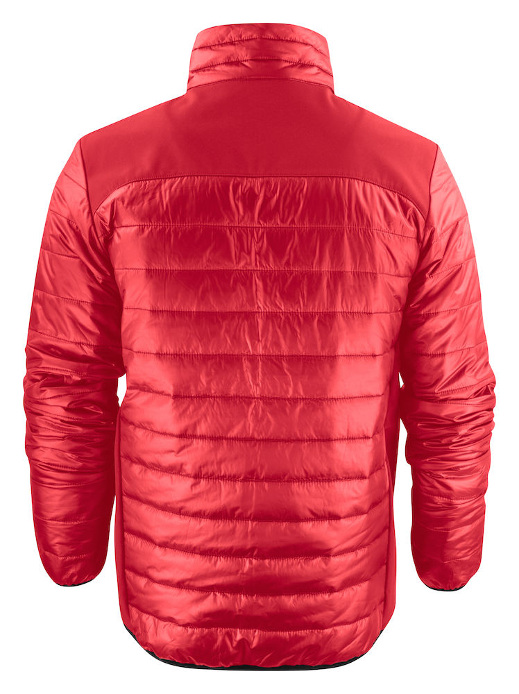 2261057 quilted jacket EXPEDITION 400 Rood