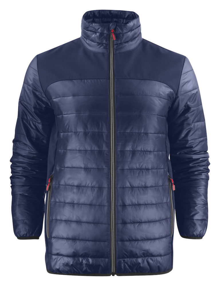 2261057 quilted jacket EXPEDITION 600 marine