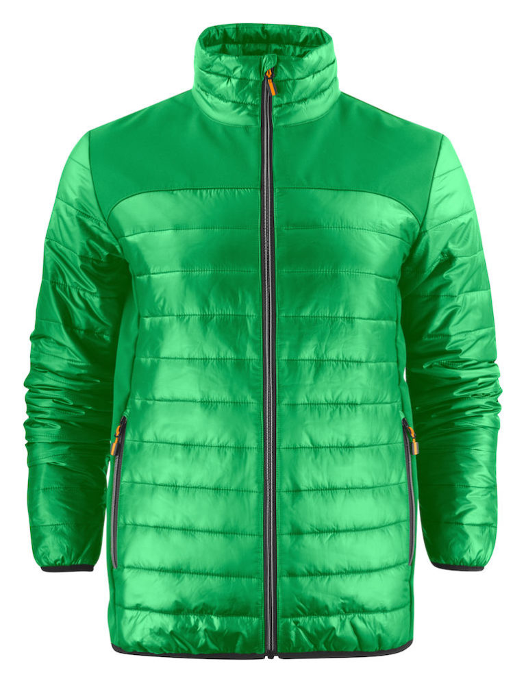 2261057 quilted jacket EXPEDITION 728 Frisgroen
