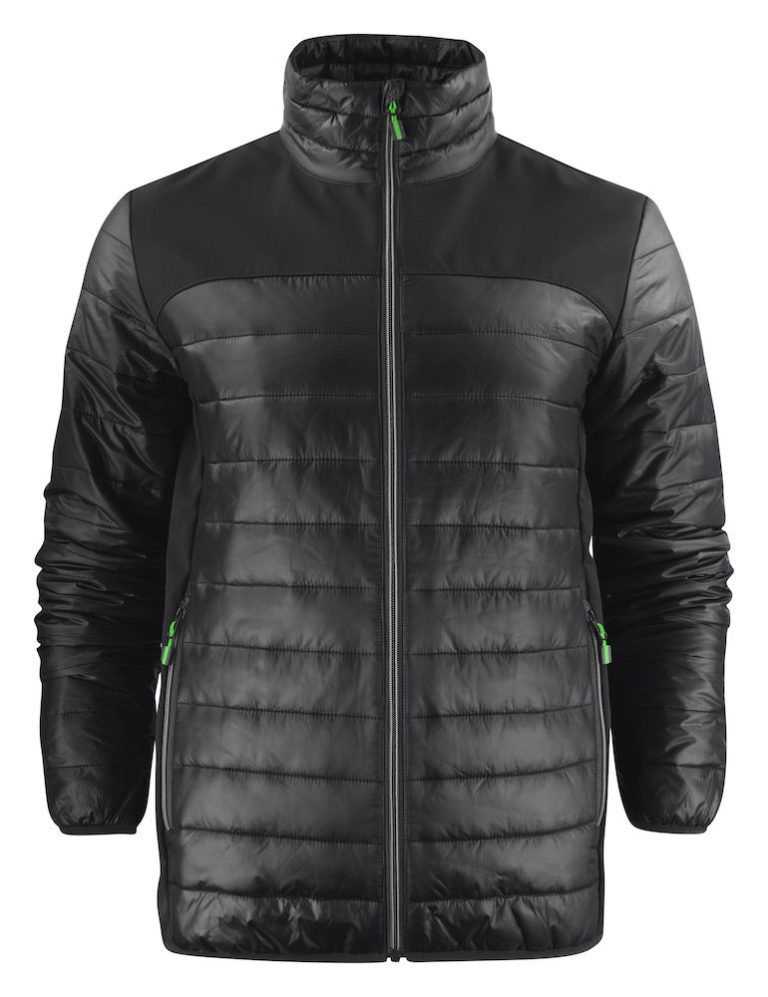 2261057 quilted jacket EXPEDITION 900 zwart