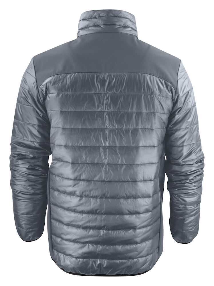 2261057 quilted jacket EXPEDITION 935 staalgrijs