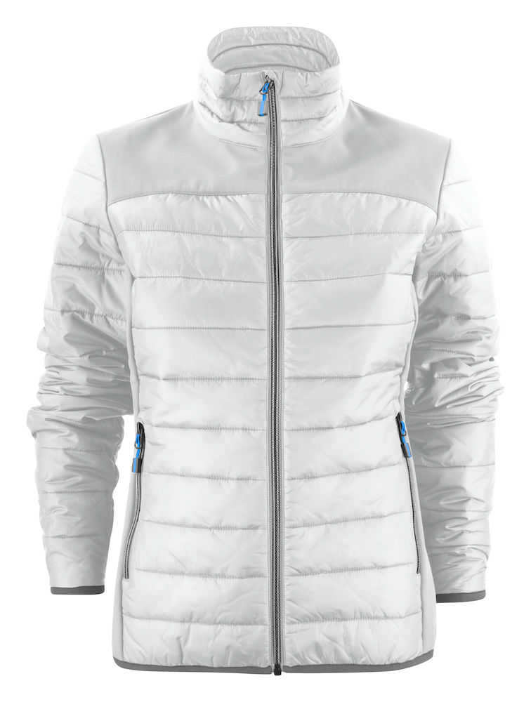 2261058 quilted jacket EXPEDITION LADY 100 wit