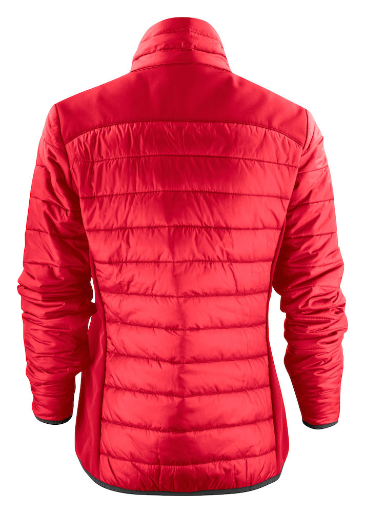 2261058 quilted jacket EXPEDITION LADY 400 Rood