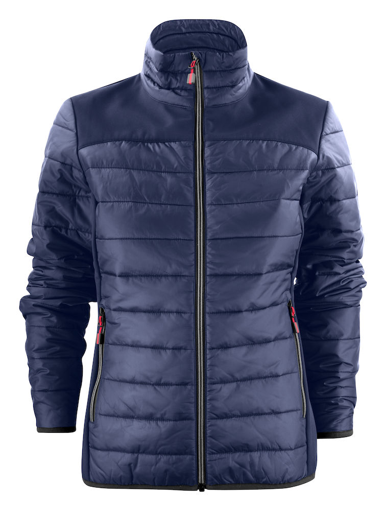 2261058 quilted jacket EXPEDITION LADY 600 Marine