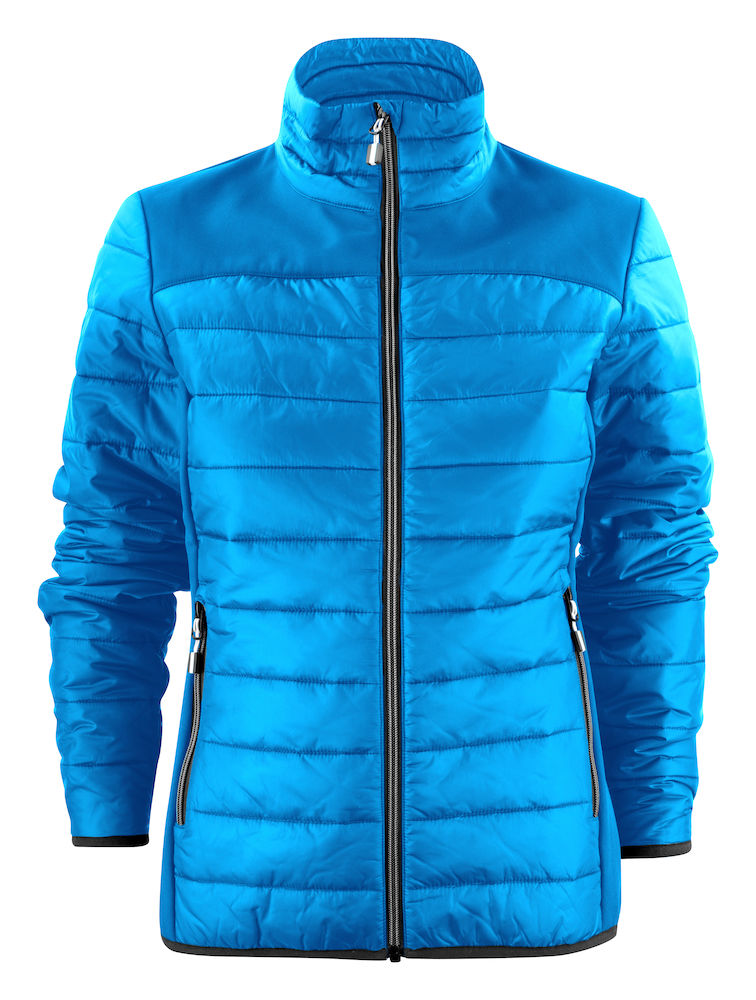 2261058 quilted jacket EXPEDITION LADY 632 Oceaanblauw