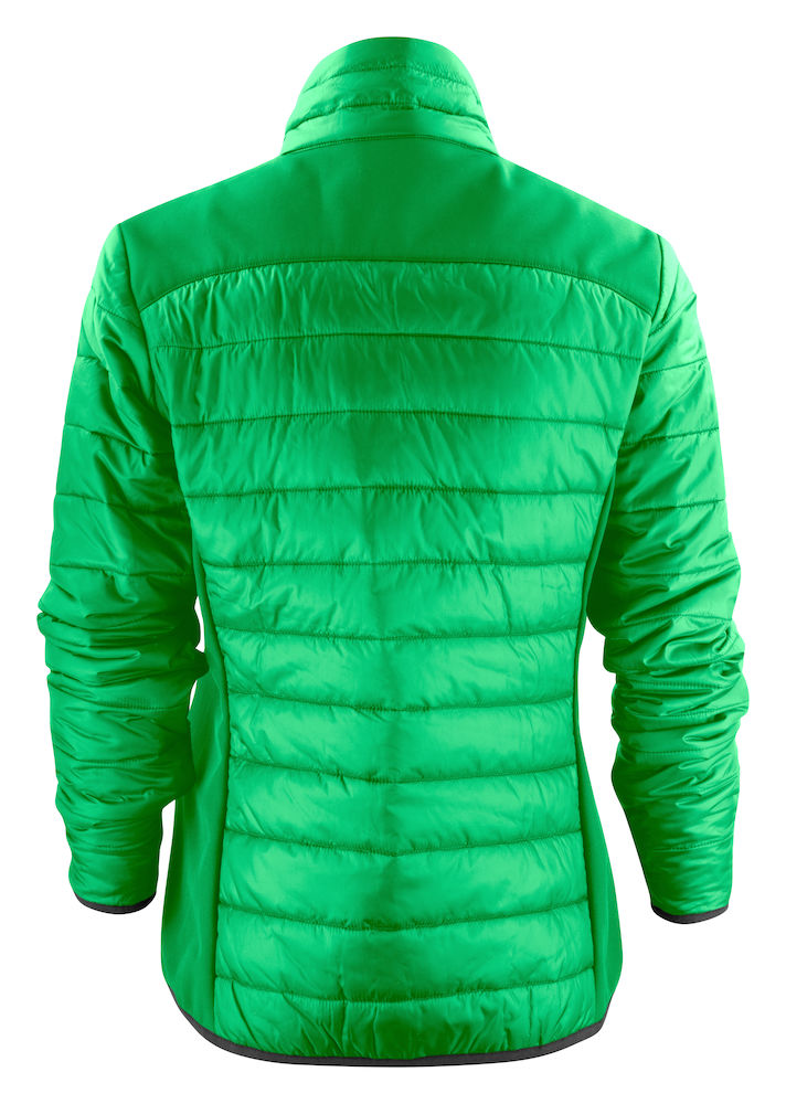 2261058 quilted jacket EXPEDITION LADY 728 Frisgroen