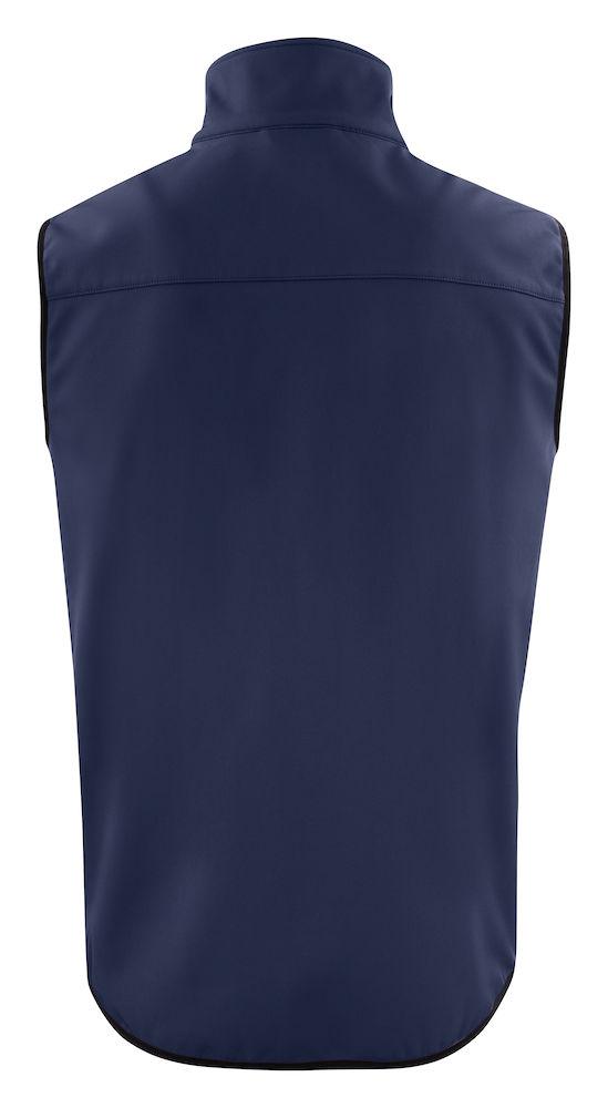 2261059 Softshell Vest Trial 600 Marine