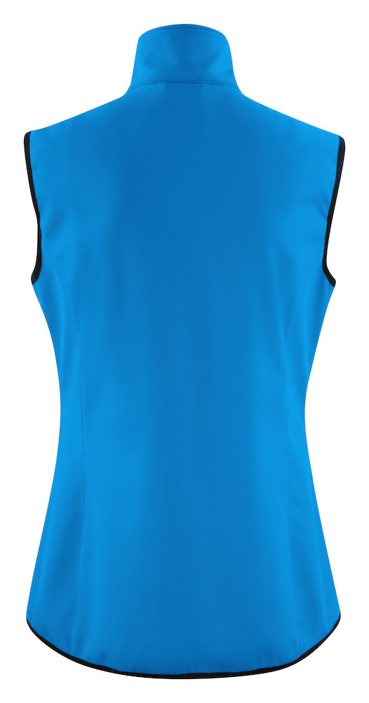 2261060 Softshell Vest Trial Lady 632 Oceaanblauw