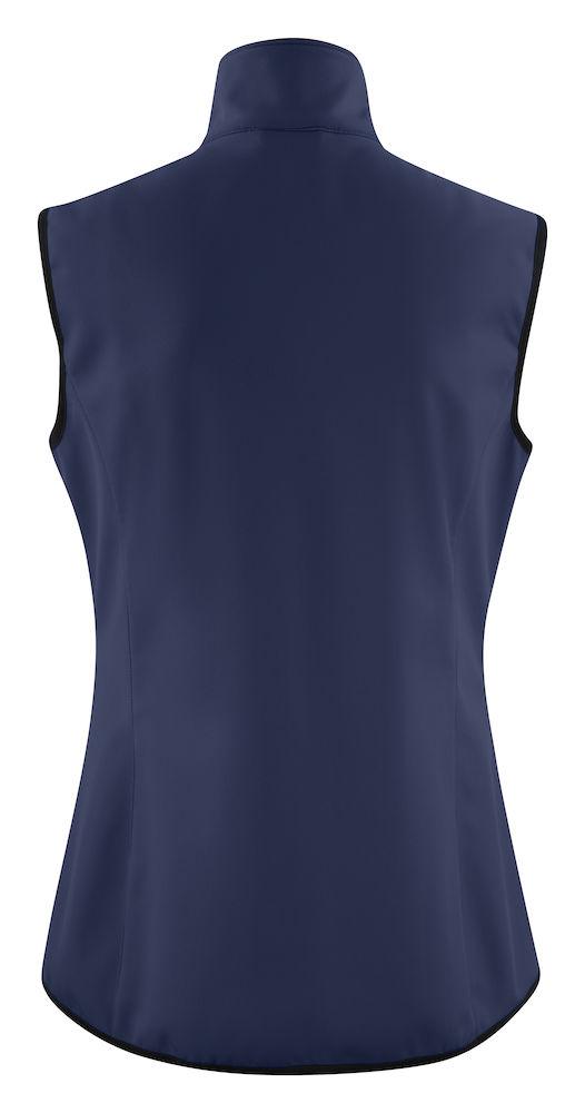 2261060 Softshell Vest Trial Lady 600 marine