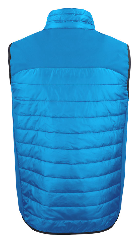 2261063 quilted vest EXPEDITION 632 Oceaanblauw