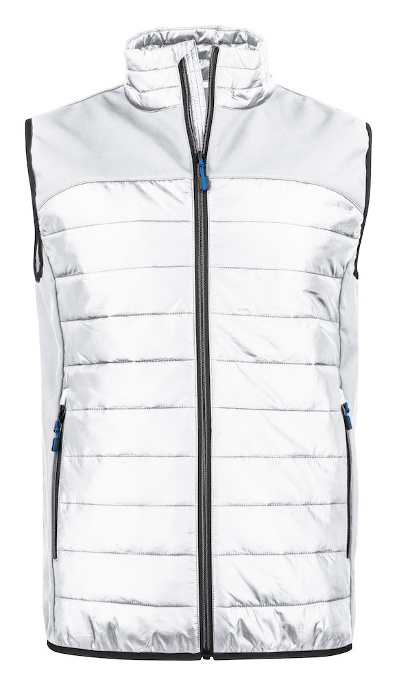 2261063 quilted vest EXPEDITION 100 wit