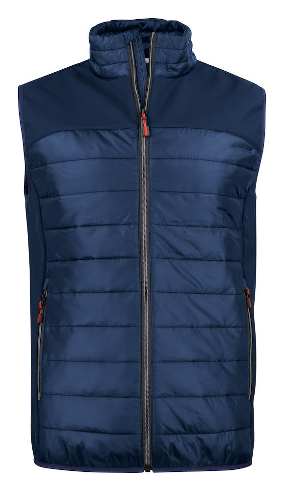 2261063 quilted vest EXPEDITION 600 Marine