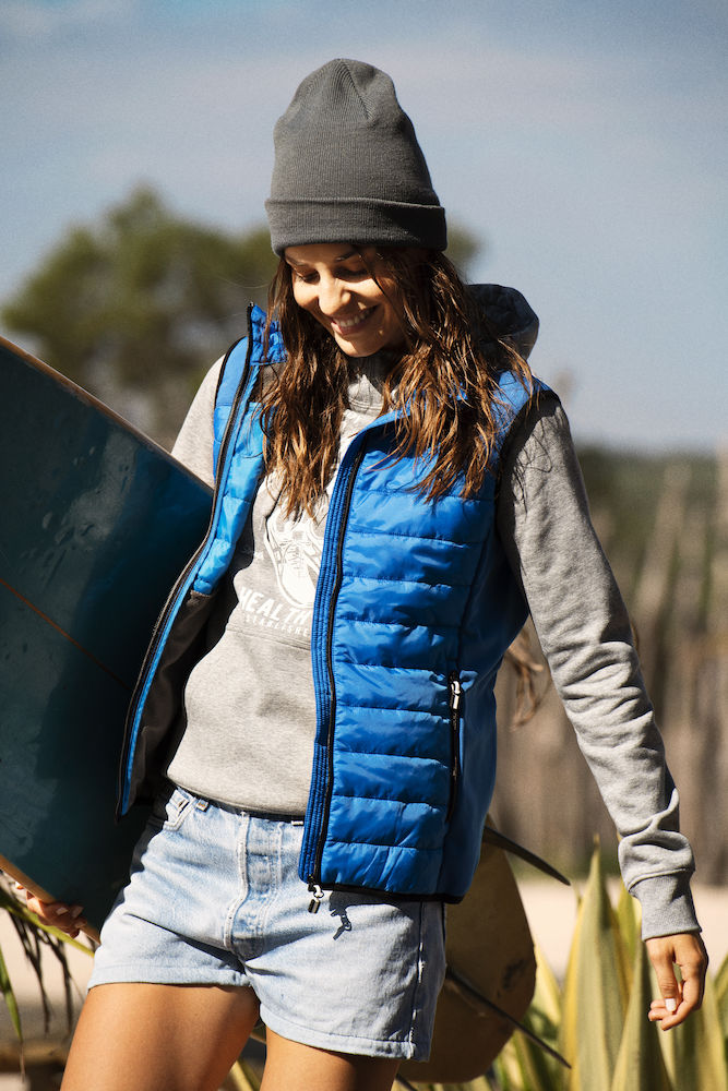 2261064 quilted vest EXPEDITION LADY
