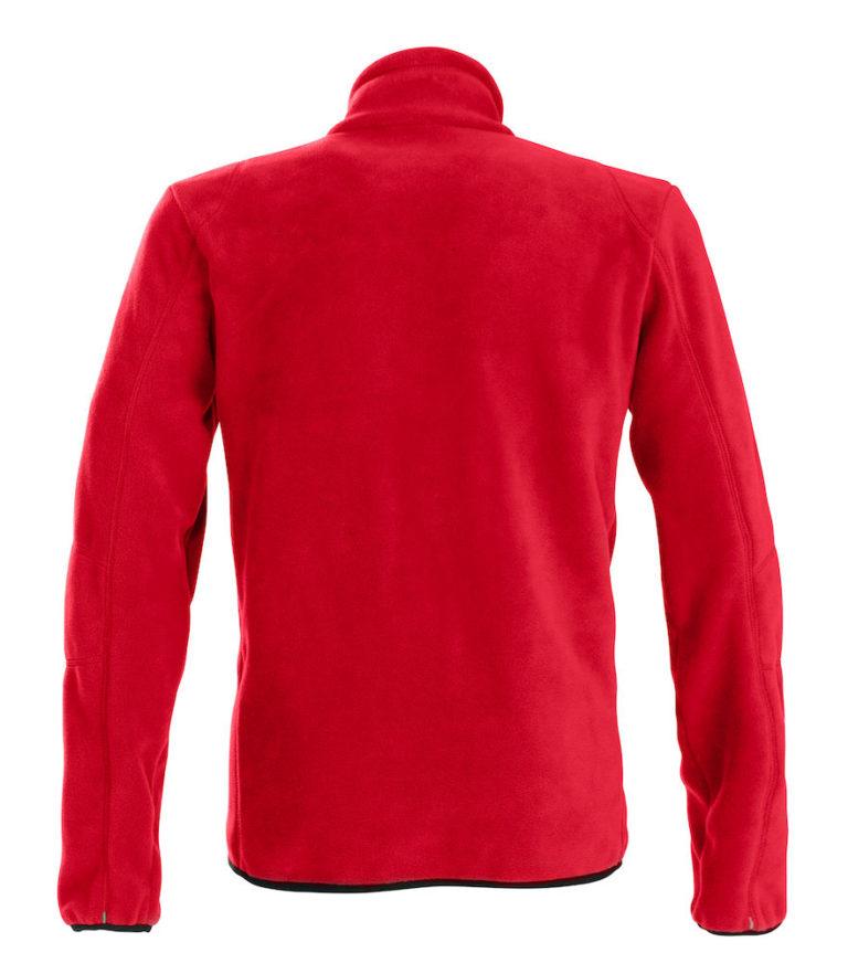 2261500 Fleece Jacket SPEEDWAY 400 rood