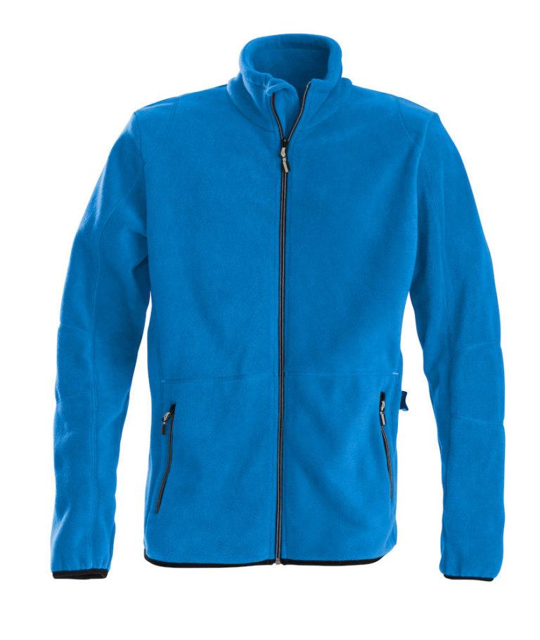 2261500 Fleece Jacket SPEEDWAY 632 oceaanblauw
