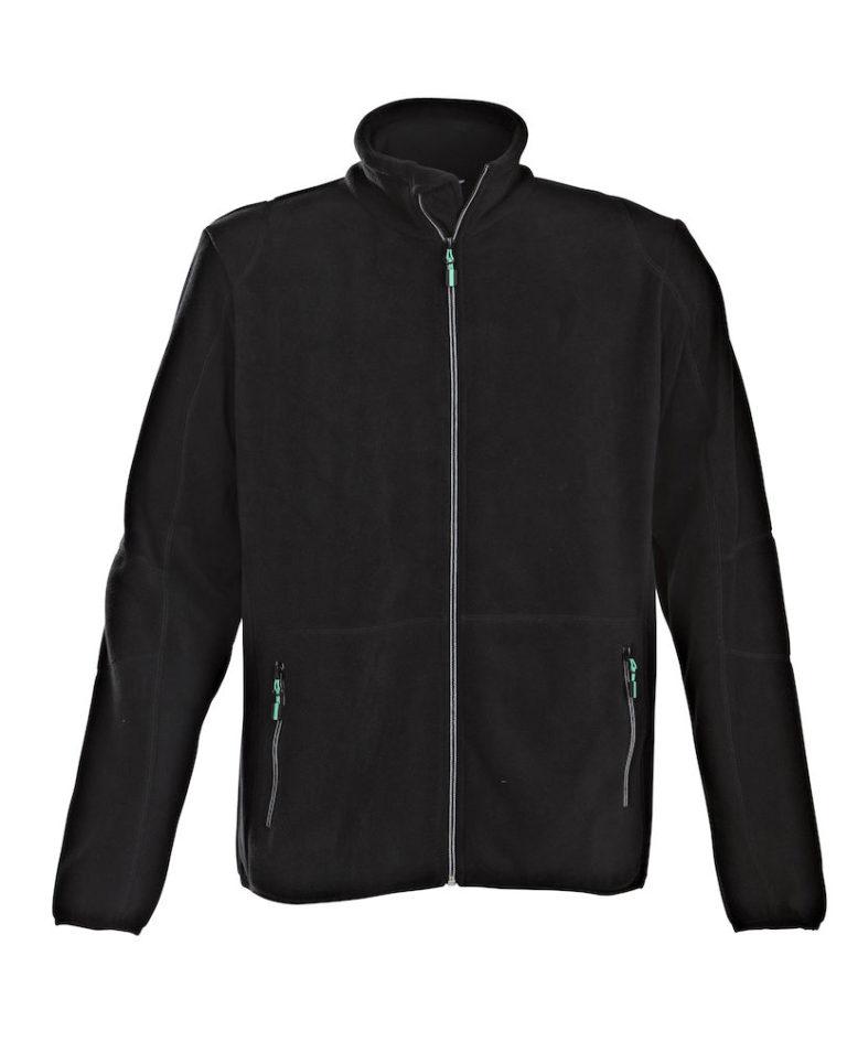 2261500 Fleece Jacket SPEEDWAY 900 zwart