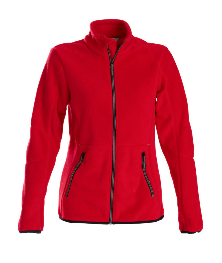 2261501 Fleece Jacket SPEEDWAY LADY 400 rood