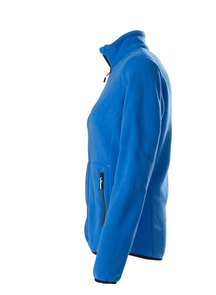 2261501 Fleece Jacket SPEEDWAY LADY 632 Oceaanblauw