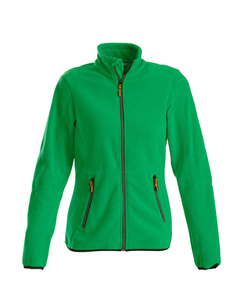 2261501 Fleece Jacket SPEEDWAY LADY 728 frisgroen