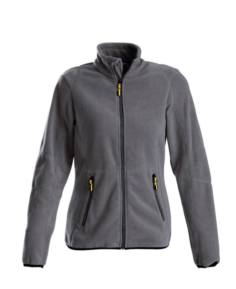 2261501 Fleece Jacket SPEEDWAY LADY 935 staalgrijs