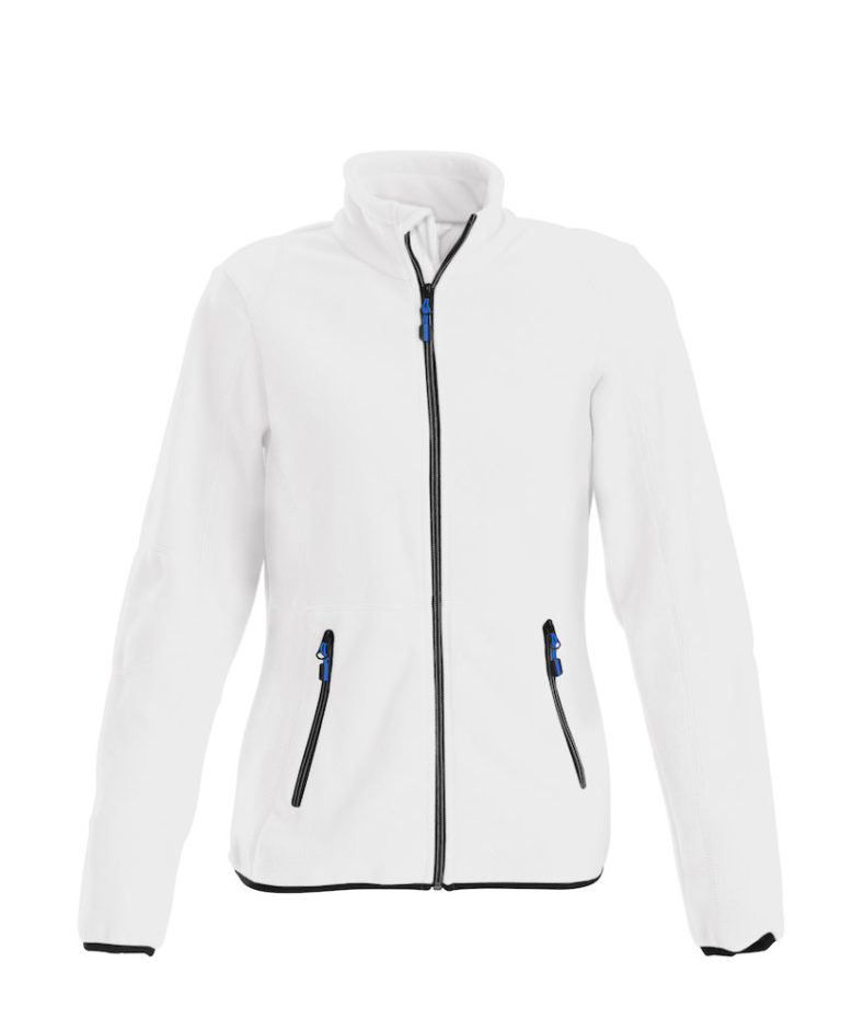 2261501 Fleece Jacket SPEEDWAY LADY 100 wit