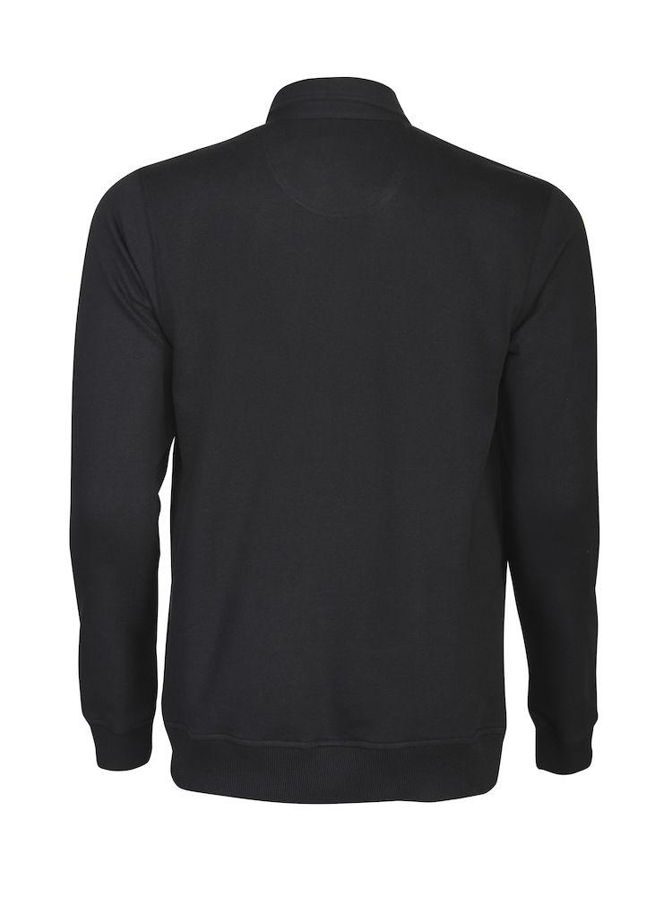 2262040 Poloneck sweater HOMERUN 900 zwart