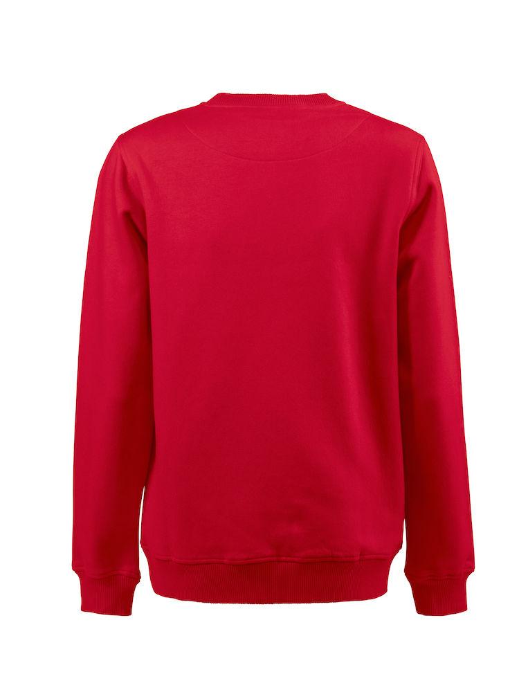 2262048 Crewneck sweater SOFTBALL RSX 400 rood