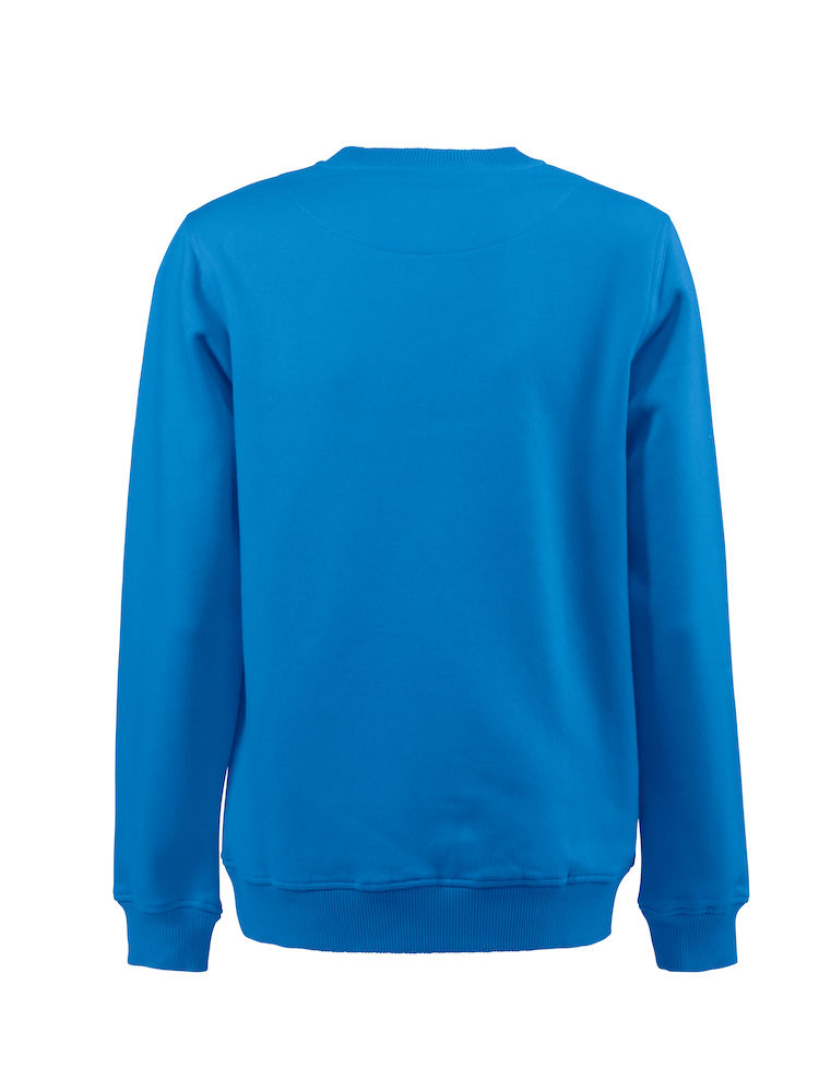 2262048 Crewneck sweater SOFTBALL RSX 632 oceaanblauw