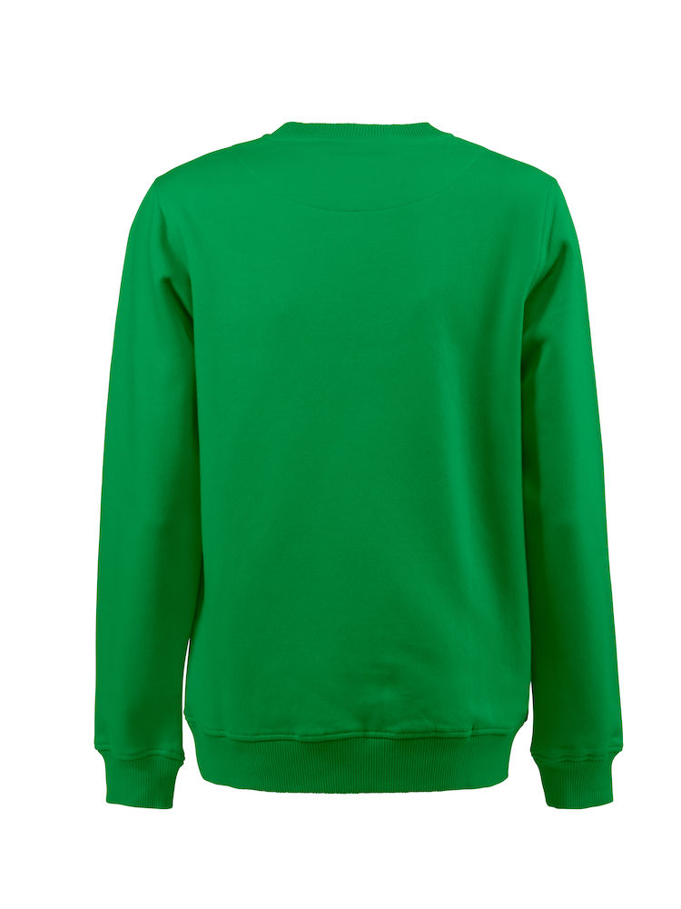 2262048 Crewneck sweater SOFTBALL RSX 728 frisgroen