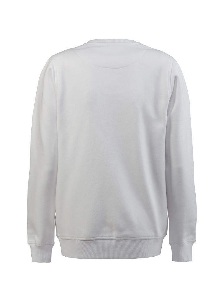 2262048 Crewneck sweater SOFTBALL RSX 100 wit