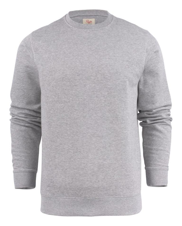 2262048 Crewneck sweater SOFTBALL RSX 120 grey melange