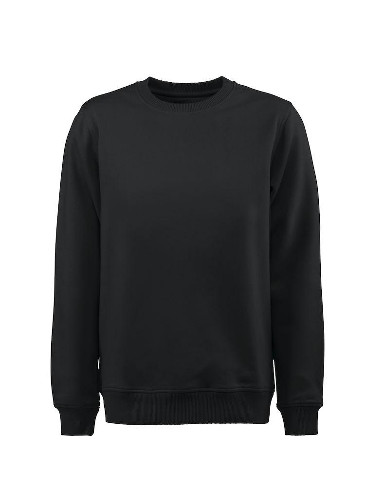 2262048 Crewneck sweater SOFTBALL RSX 900 zwart