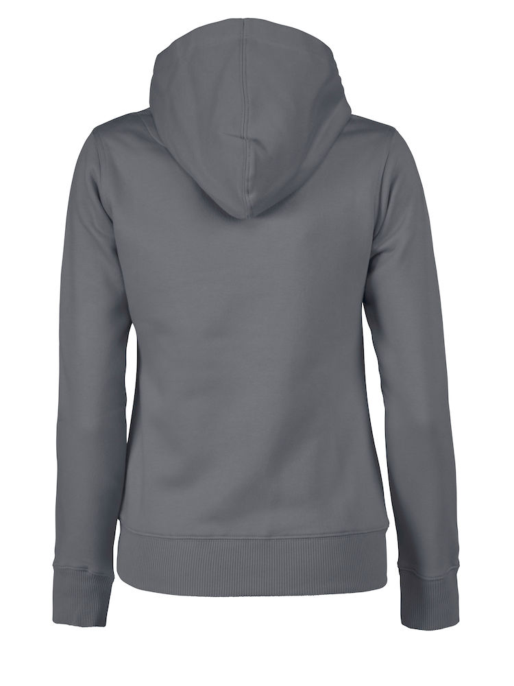 2262050 Hoodie FASTPITCH LADY 935 staalgrijs
