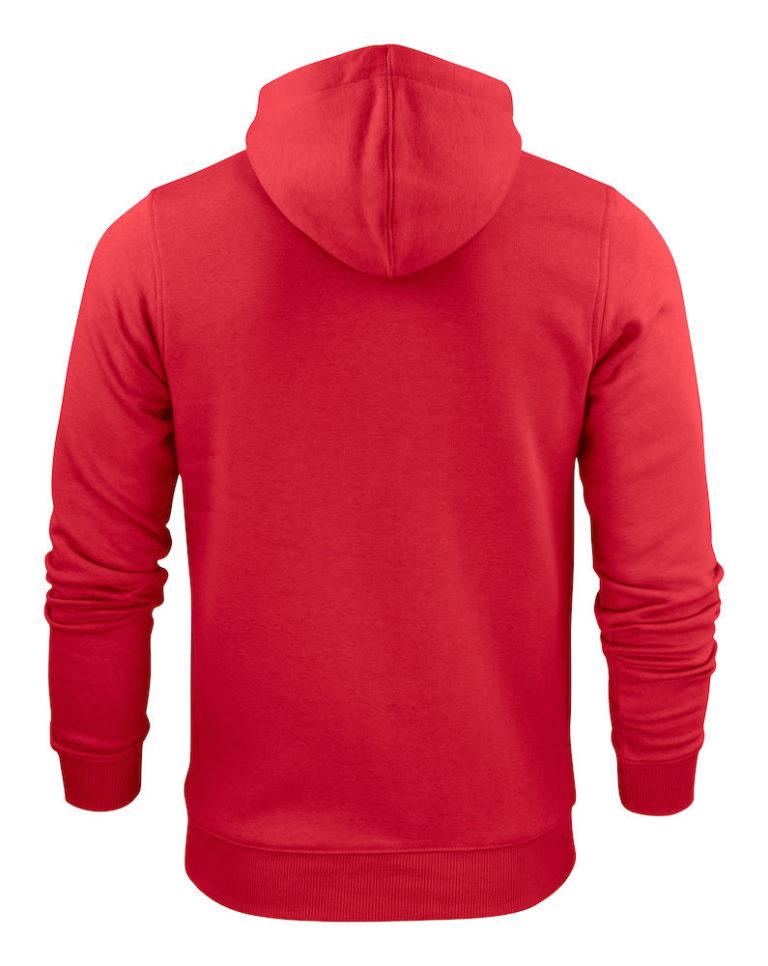 2262051 Hooded sweat jacket OVERHEAD 400-rood