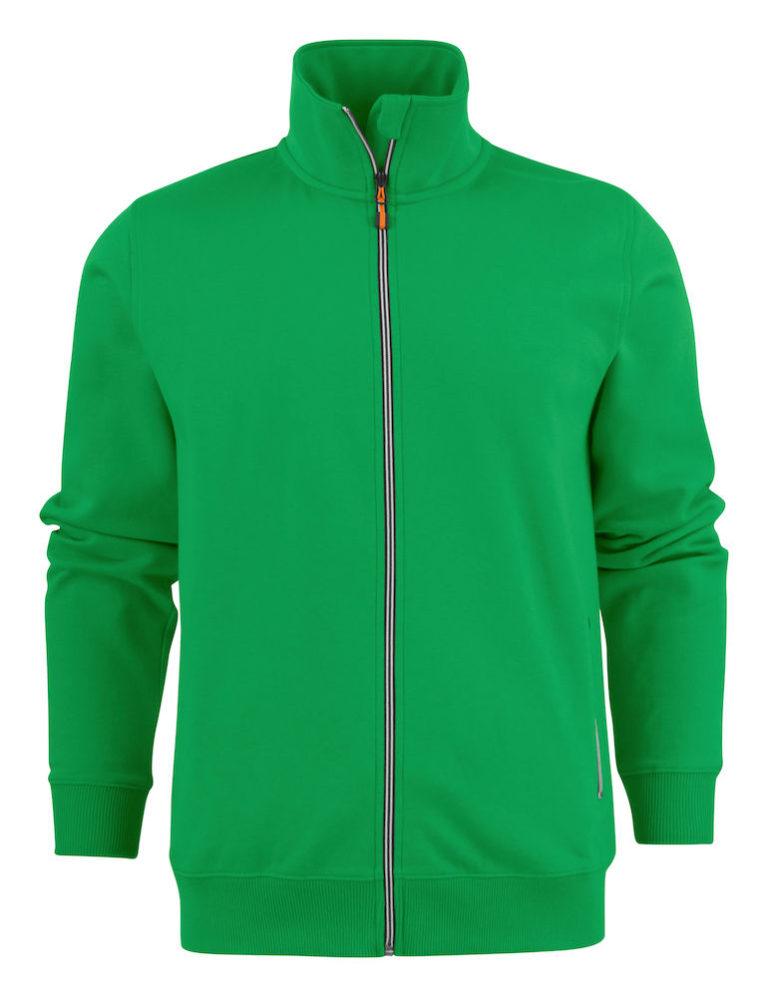 2262054 Sweat Jacket JAVELIN RSX 728 frisgroen