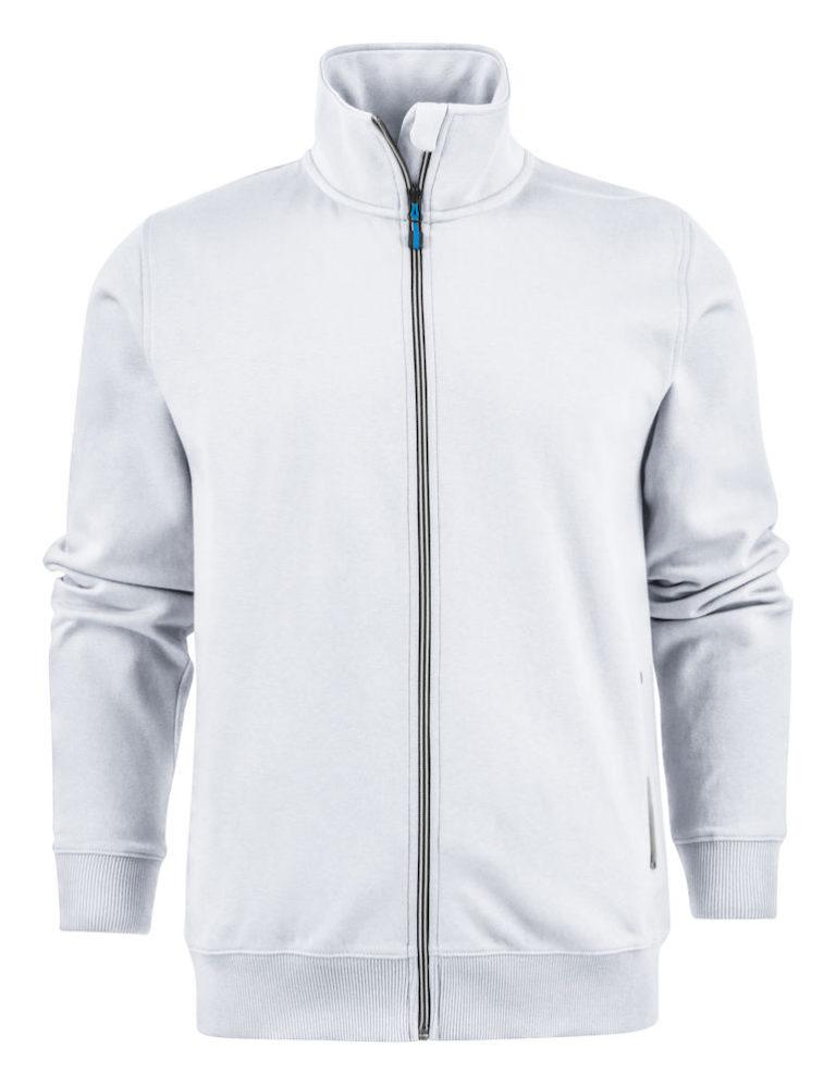 2262054 Sweat Jacket JAVELIN RSX 100 wit