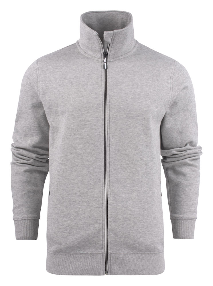 2262054 Sweat Jacket JAVELIN RSX 120 grey melange