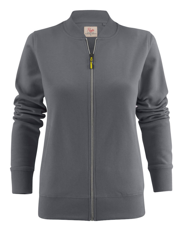 2262055 Sweat Jacket JAVELIN LADY 935 staalgrijs