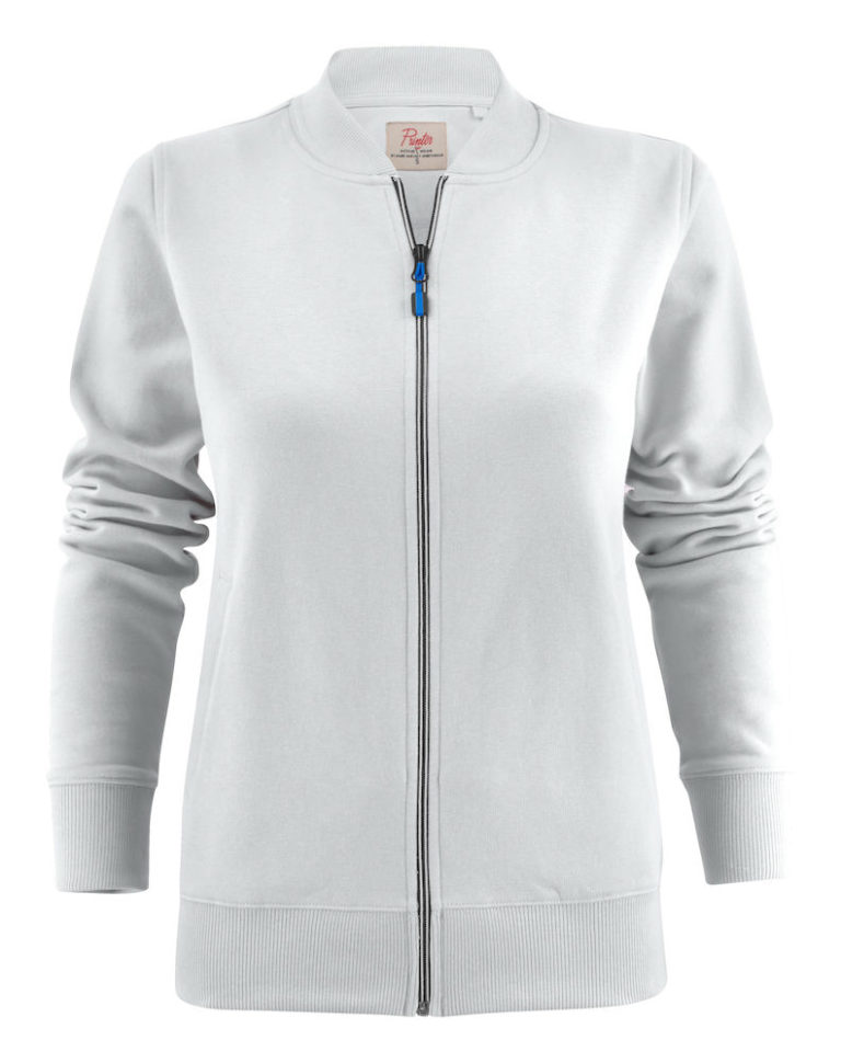 2262055 Sweat Jacket JAVELIN LADY 100 wit