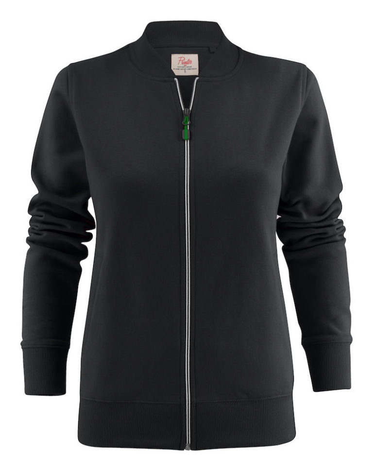 2262055 Sweat Jacket JAVELIN LADY 900 zwart