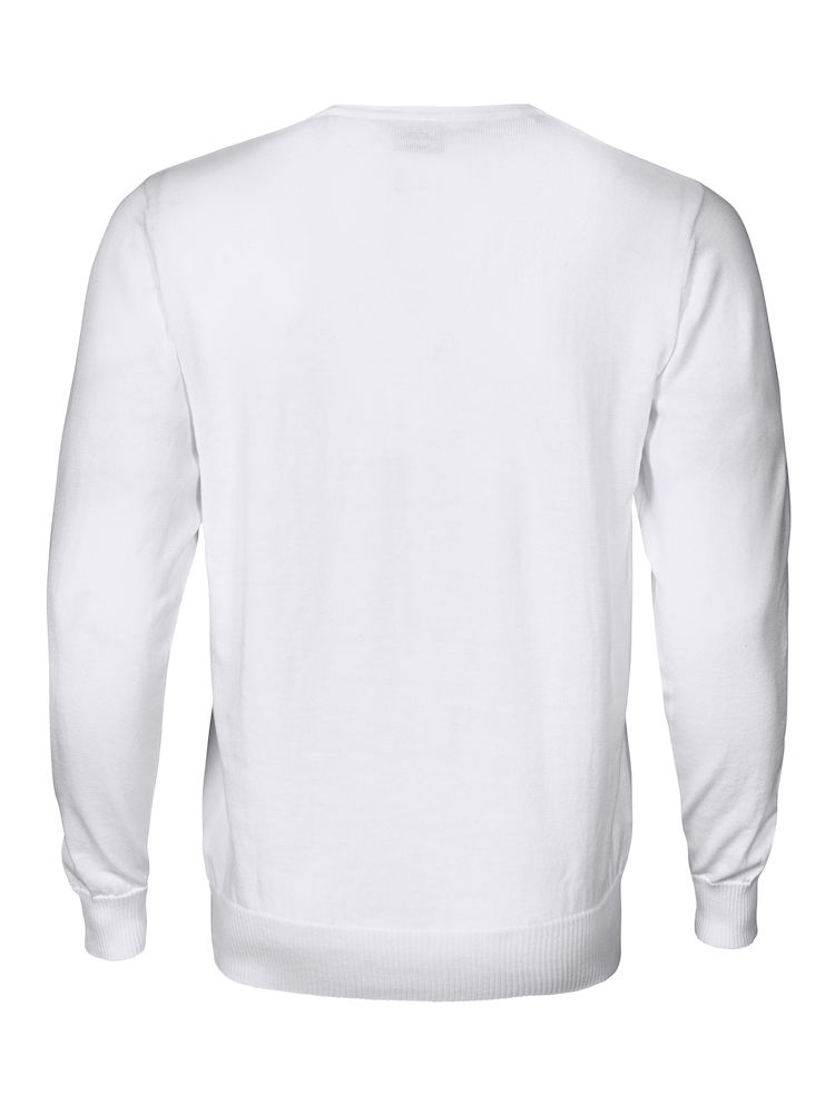 2262501 Sweater FOREHAND 100 wit