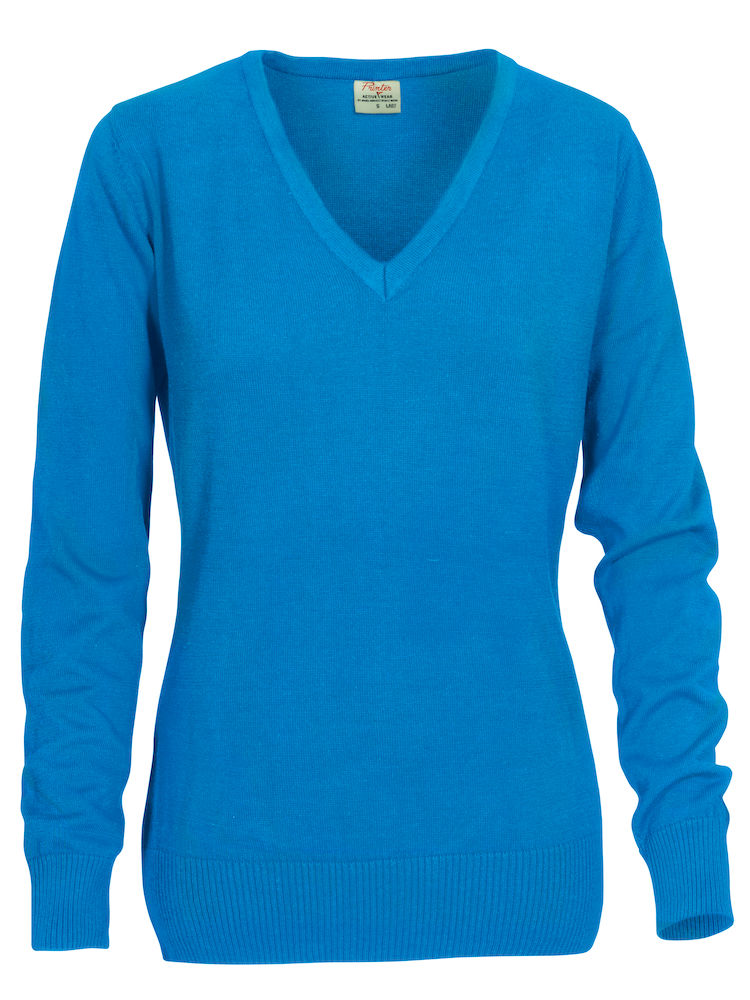 2262502 Sweater FOREHAND LADY 632 oceaanblauw