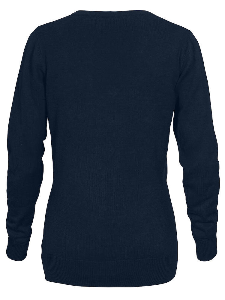 2262502 Sweater FOREHAND LADY 600 marine